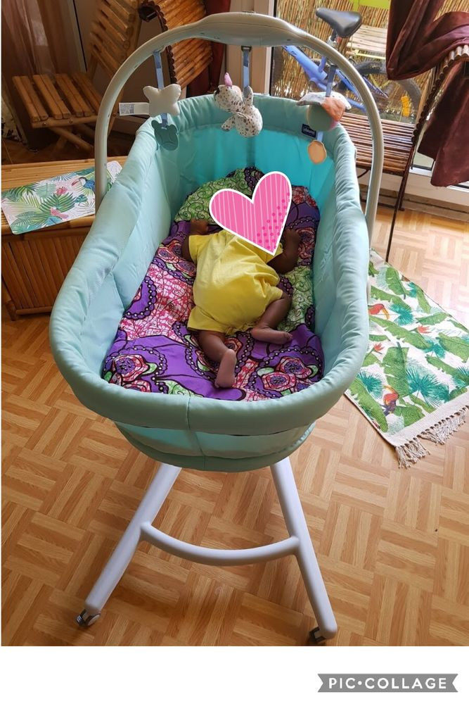 Transat bébé Baby Hug 4 en 1_Chicco 215 Noisy-le-Grand (93)