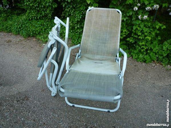 Transat,chaise longue,bain de soleil 10 Castres (81)