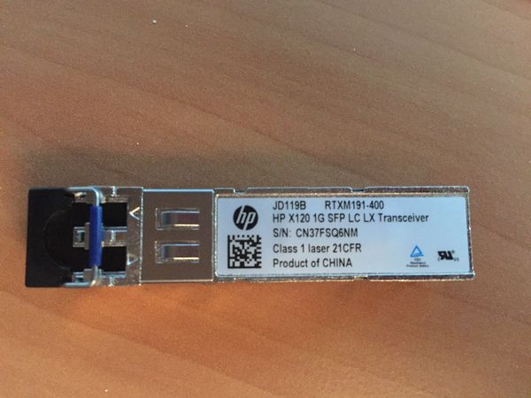 Transceiver HP JD119B  250 St Isidore (06)