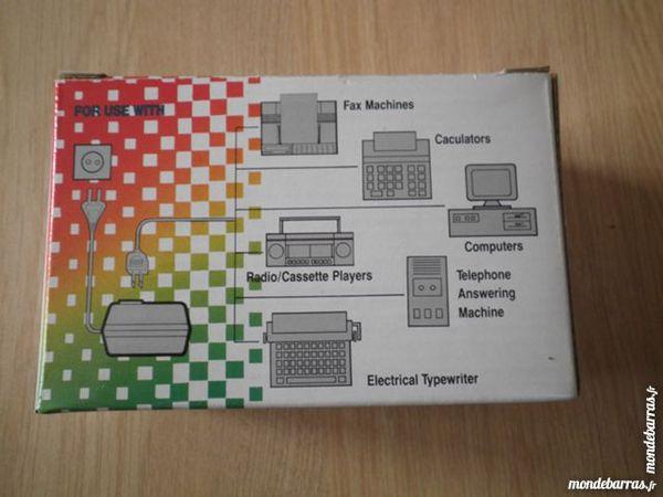 transformateur de prise 110/220 volt Matériel informatique