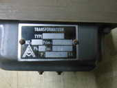 transformateur de sécurité 90 Dainville (62)