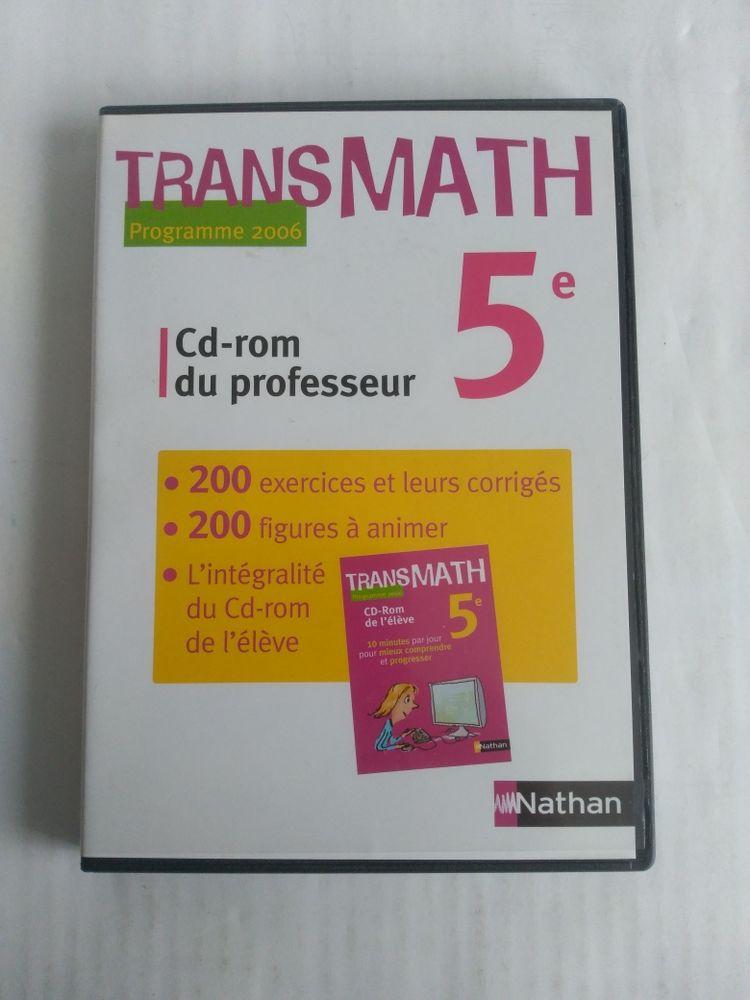 Transmath 5eme 20 Calais (62)