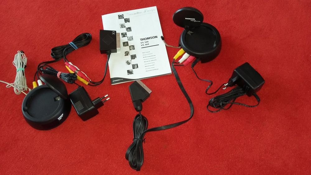 Transmetteur d'image TV 50 Lanildut (29)