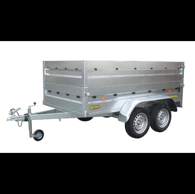 Transport de volumineux avec remorque 1 Jonquières (84)