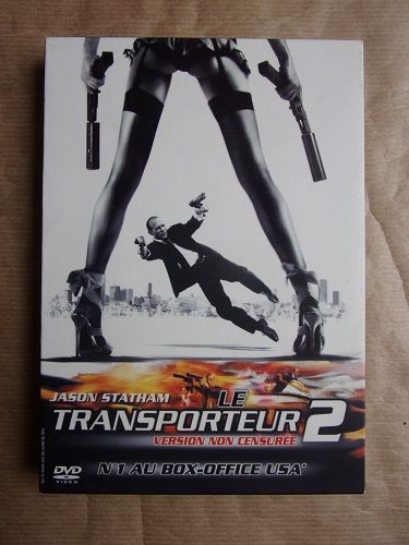 DVD Le Transporteur 2 2 Montaigu-la-Brisette (50)