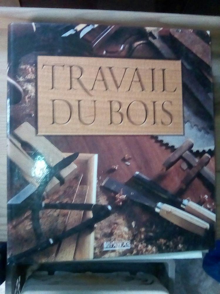 travail du bois 10 Louvres (95)