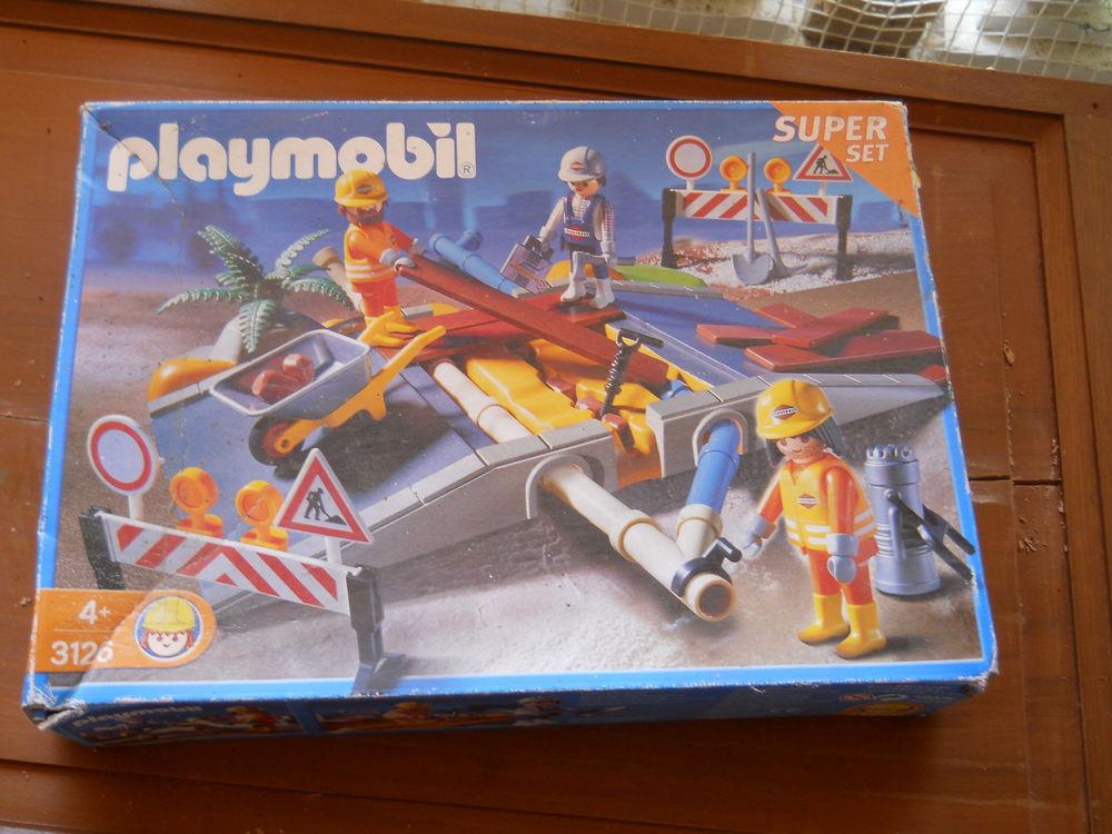 travaux public playmobil 15 Meynes (30)