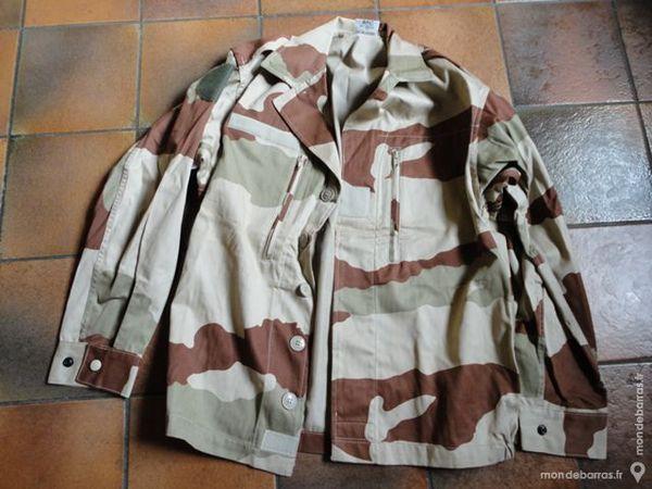 treillis chemisette chapeau militaire 8 Troyes (10)