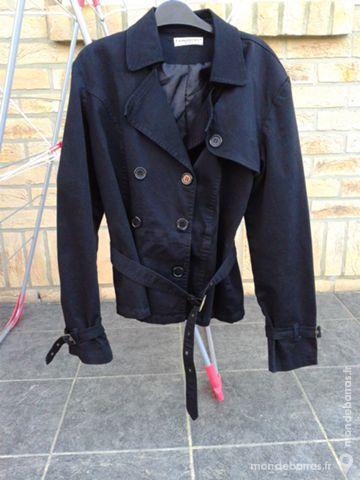 Trench-Coat Court Vêtements
