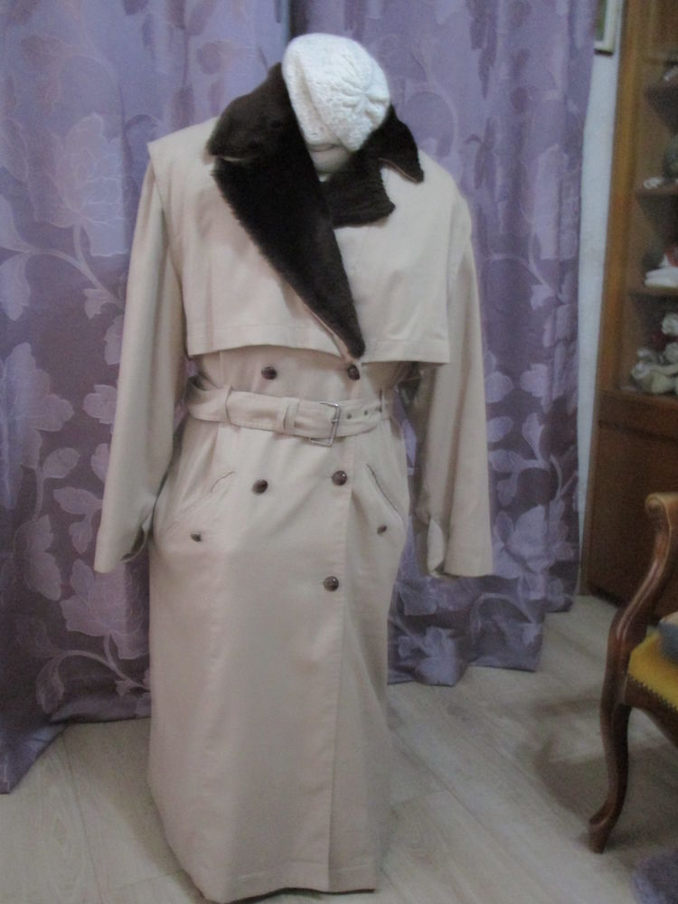 trench coat imperméable taille 42 35 Chanteloup-en-Brie (77)