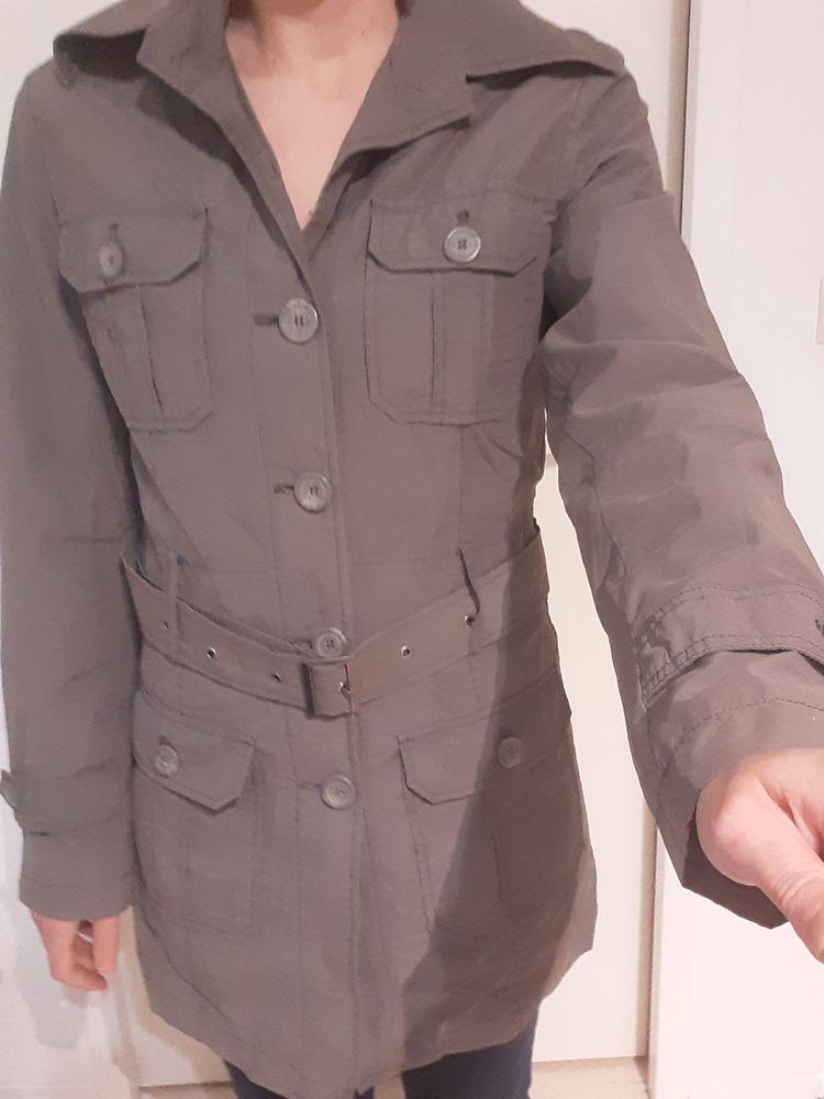 Trench coat kaki 9 Riedisheim (68)