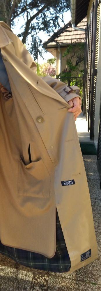 trench coat Ralph lauren 0 Paris 2 (75)