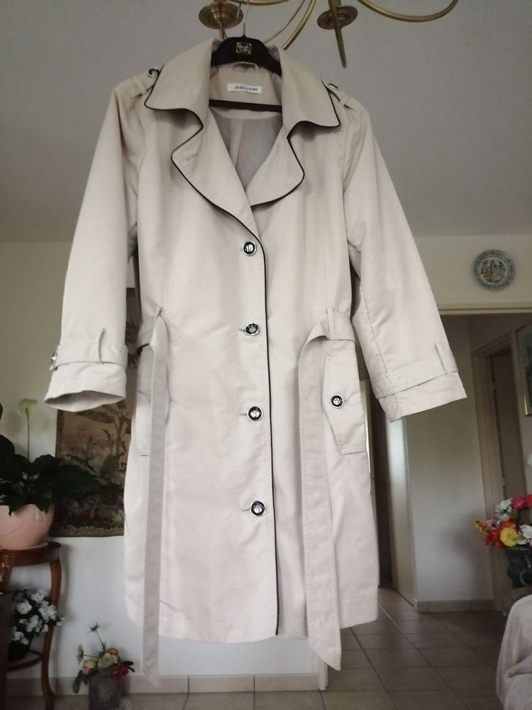 Trench coat 40 Bourges (18)
