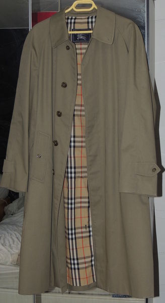 Trench homme Burberry taille XL 220 Jassans-Riottier (01)