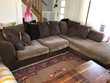 Très beau canapé d'angle en bon état. Angle A droite  Ponthévrard (78)