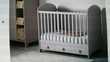 Très beau lit évolutif gris avec tiroirs  +matelaS 60×120 I Mobilier enfants