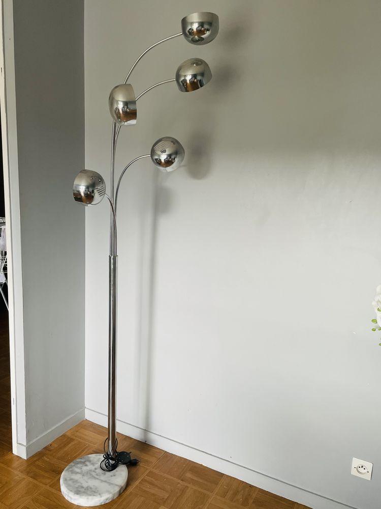 très beau lampadaire avec 5 lampes 40 Viroflay (78)