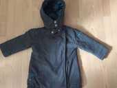Très beau manteau/duffle coat gris Orchestra T.4 ans 10 Saint-Chinian (34)