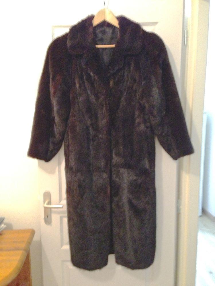 e6f6faab477 Tr egrave s beau manteau de vison Vêtements