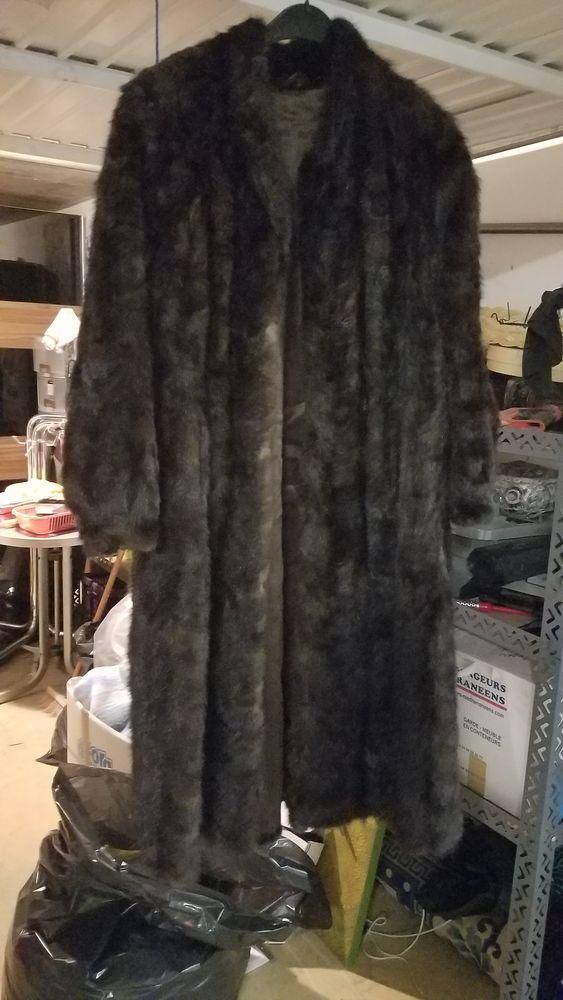 Très beau manteau en vison 500 Hyères (83)