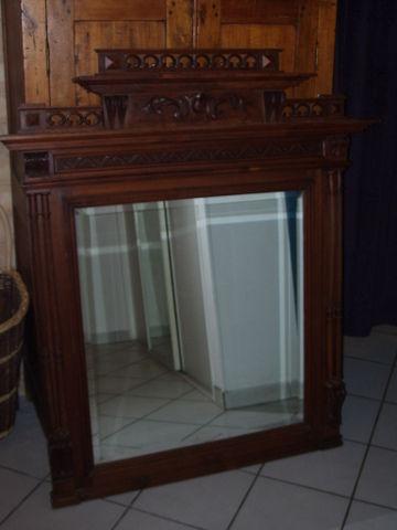 très beau miroir Henri 2 150 Vouvray (37)