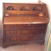 très beau secrétaire avec tiroirs très bon etat 60 Paris 18 (75)