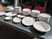 Très beau service de table design BIOT 250 Pugny-Chatenod (73)