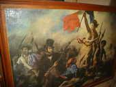 très beau tableau Delacroix puzzle 10 000 pièces      100 Méru (60)
