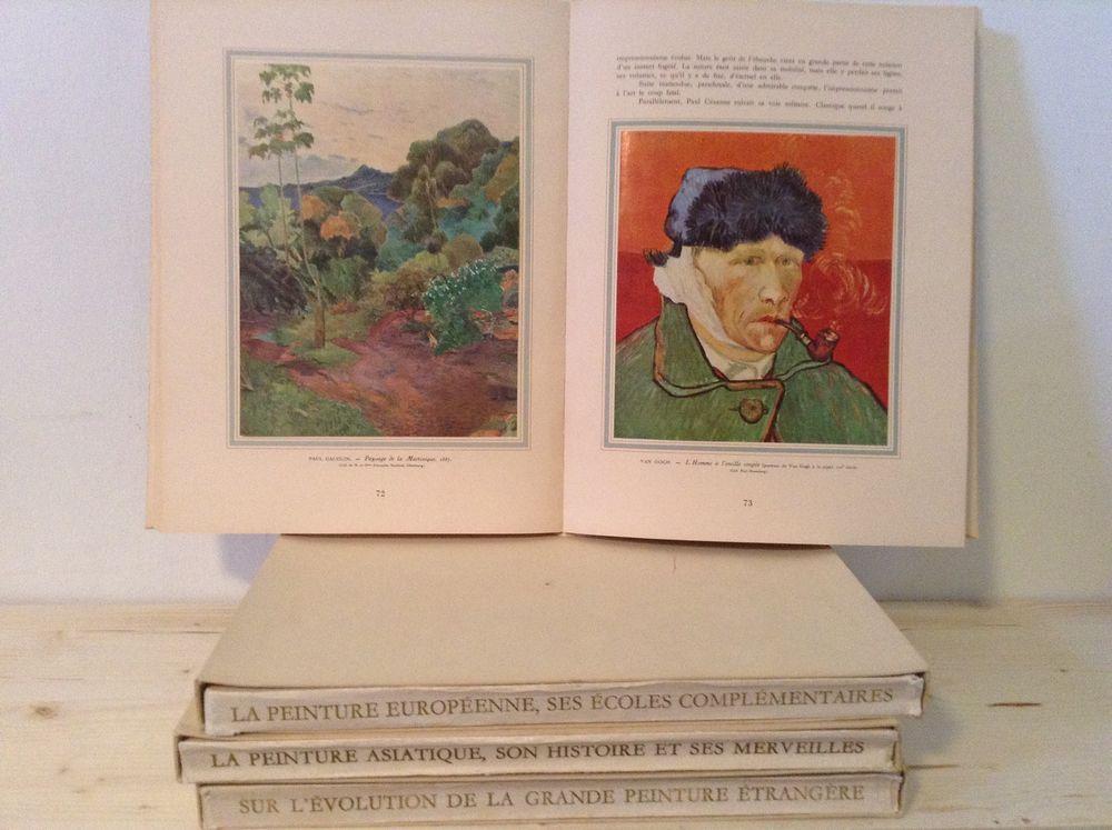 très beaux livres sur la peinture 50 Niort (79)