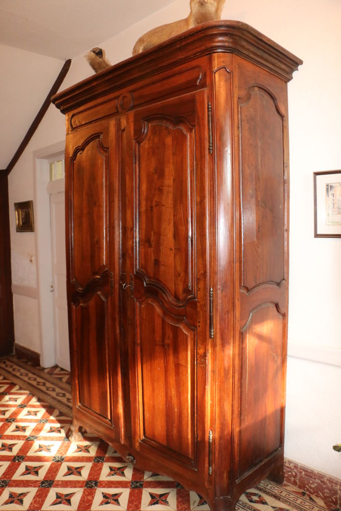 Très belle armoire Louis XV 750 Arrouède (32)