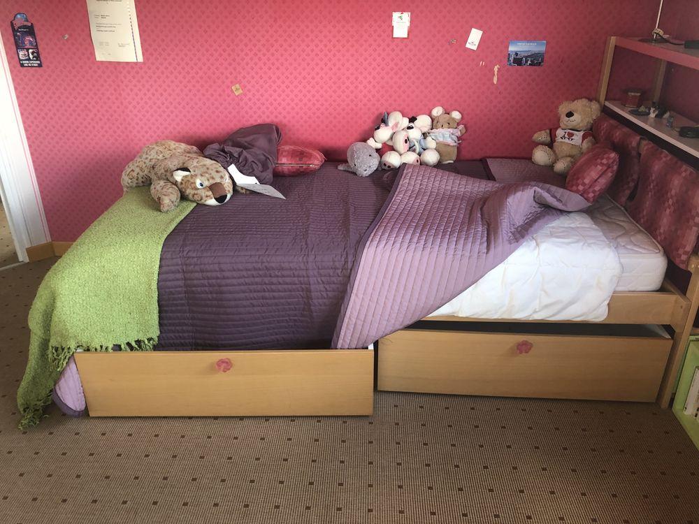 Tres belle chambre Vibel fille 0 Pacé (35)