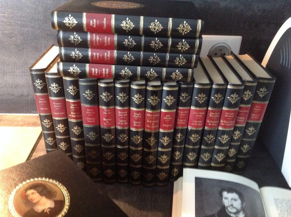 Très belle collection de livres anciens . Livres et BD