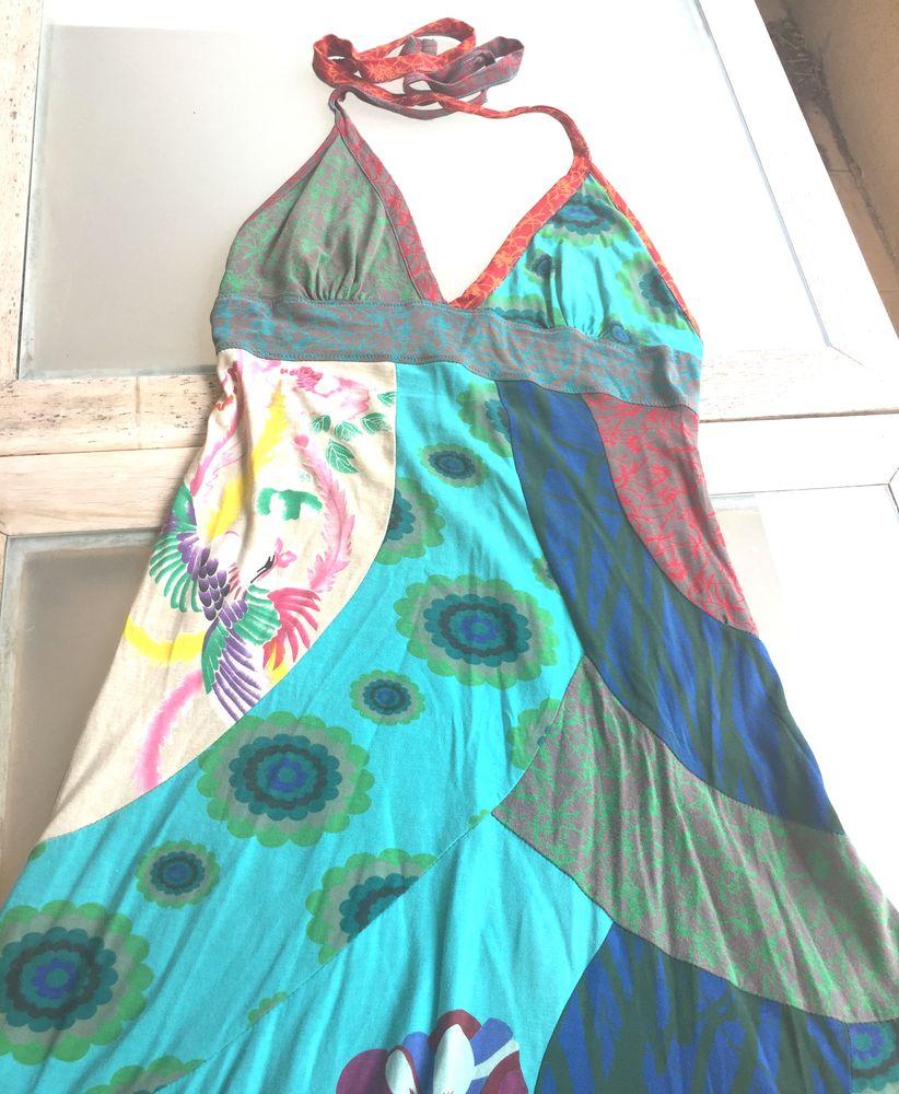 Très belle robe Desigual taille S 0 Draguignan (83)