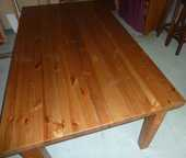 tres belle table en pin massif 100 Flassans-sur-Issole (83)