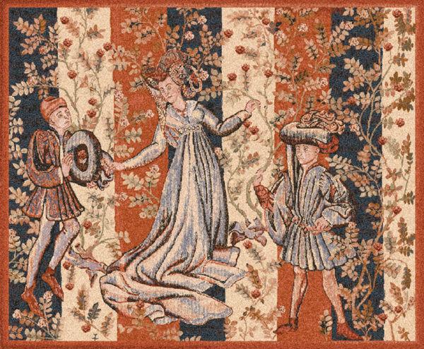 TRES BELLE TAPISSERIE AUBUSSON A FAIRE SOI MEME 600 Creys-Mépieu (38)