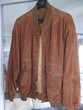 Très belle veste en cuir/daim Vêtements
