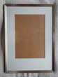 Très élégant cadre bois argenté 50 Saint-Genis-Pouilly (01)