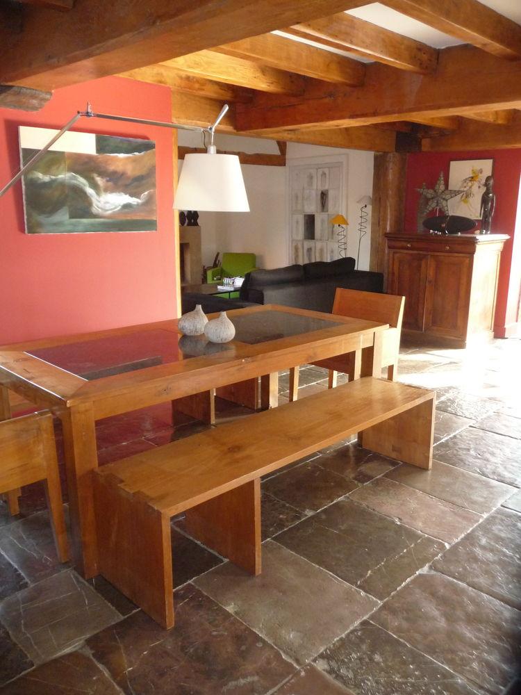 Très bel ensemble de salle à manger design en teck 1950 Neufchâtel-Hardelot (62)