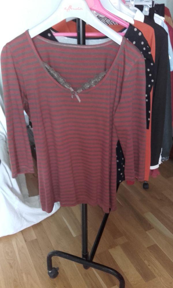 Très grand choix vêtements !!  tee shirt * et autres ... 10 Nervieux (42)
