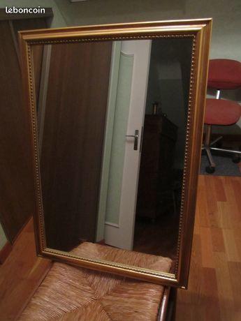 Très grand miroir neuf four doré  0 Mérignies (59)