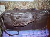 très joli et grand sac à main marron neuf en peau véritable 40 Dunkerque (59)