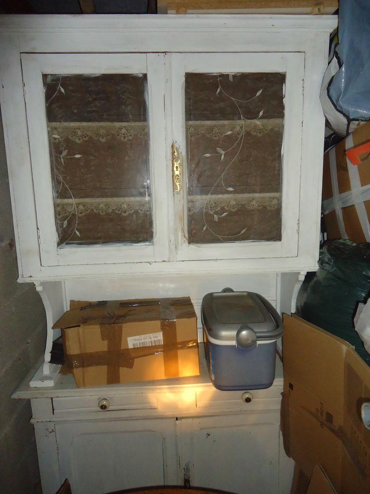 Très joli vaisselier à restaurer (pin) 80 La Seyne-sur-Mer (83)