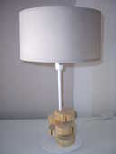 TRES JOLIE LAMPE DE CHEVET 20 Peipin (04)