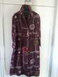 Très jolie robe / Chemise en soie  - Taille 40/42