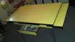 Tres rare ensemble table chaise formica eiffel