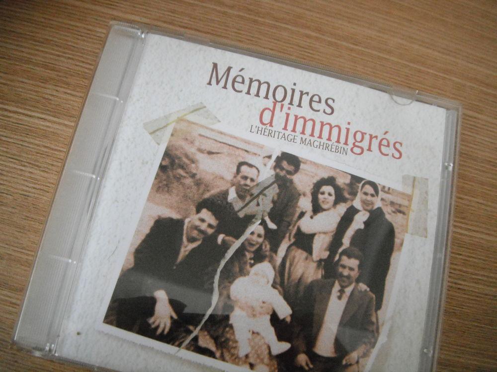TRES RARE CD  Mémoires d'immigrés, l'héritage  5 Marseille 4 (13)