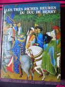 Les Très Riches Heures  du DUC de BERRY 60 Roclincourt (62)