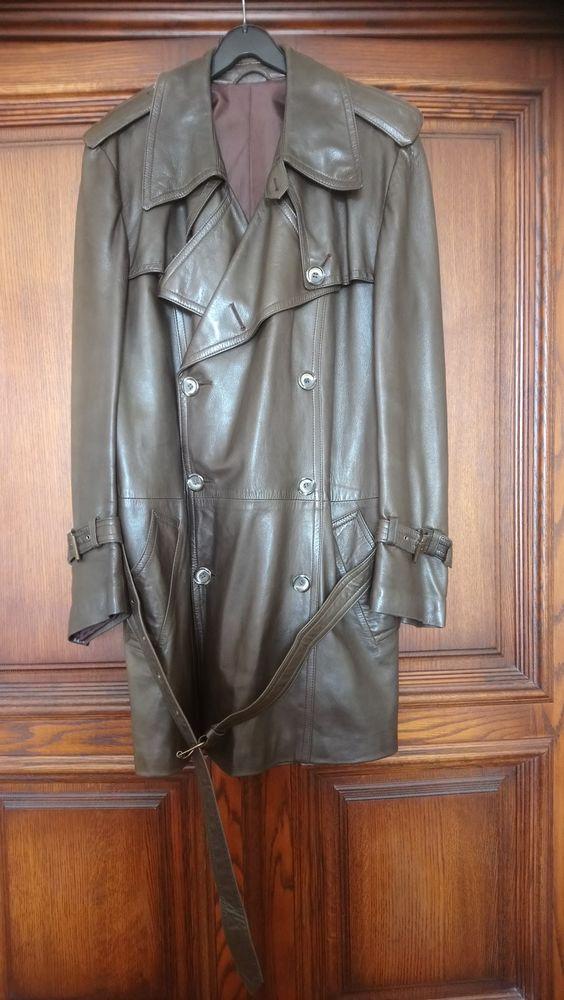 Très très belle veste 100 % cuir 500 La Courneuve (93)