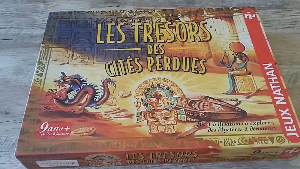 Les trésors des cités perdues 10 Beauchamp (95)