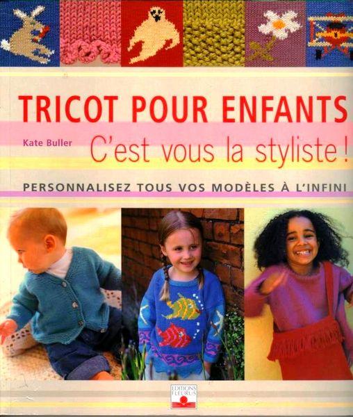TRICOT POUR ENFANTS - COUTURE / prixportcompris 12 Lille (59)